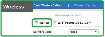 Changing wireless network name (SSID) Linksys router