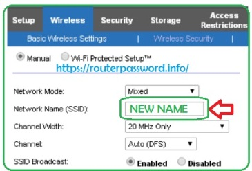 How to Change Your Linksys Router's Name