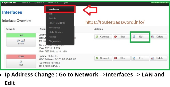How to Configure OpenWrt IP LAN and DHCP Step by Step - How
